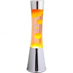 LAMPE LAVE Orange 40 cm