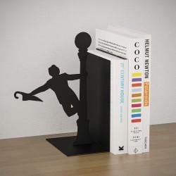 Serre-livres «Singing in...