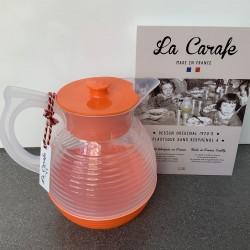 LA CARAFE Rétro Orangette