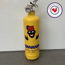 Extincteur Original BANANIA...